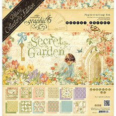 Набор Secret Garden Deluxe Collectors Edition от Graphic 45