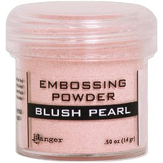 Пудра для эмбоссинга Ranger Embossing Powder Blush Pearl