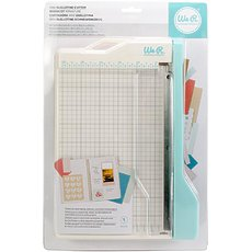 Мини-резак Mini Guillotine Paper Cutter от We R Memory Keepers