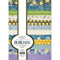 "Набор бумаги Bee-Utiful You BoBunny Single-Sided Paper Pad 6""X8"" 36/Pkg"