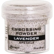Пудра для эмбоссинга Ranger Embossing Powder Specle Lavender
