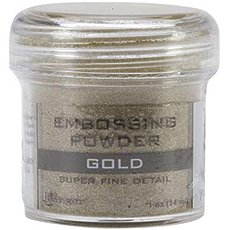 Пудра для эмбоссинга Ranger Embossing Powder Super Fine Gold