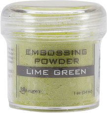 Пудра для эмбоссинга Ranger Embossing Powder Lime Green