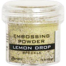 Пудра для эмбоссинга Ranger Embossing Powder Lemon Drop