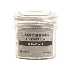 Пудра для эмбоссинга Silver Ranger Embossing Powder